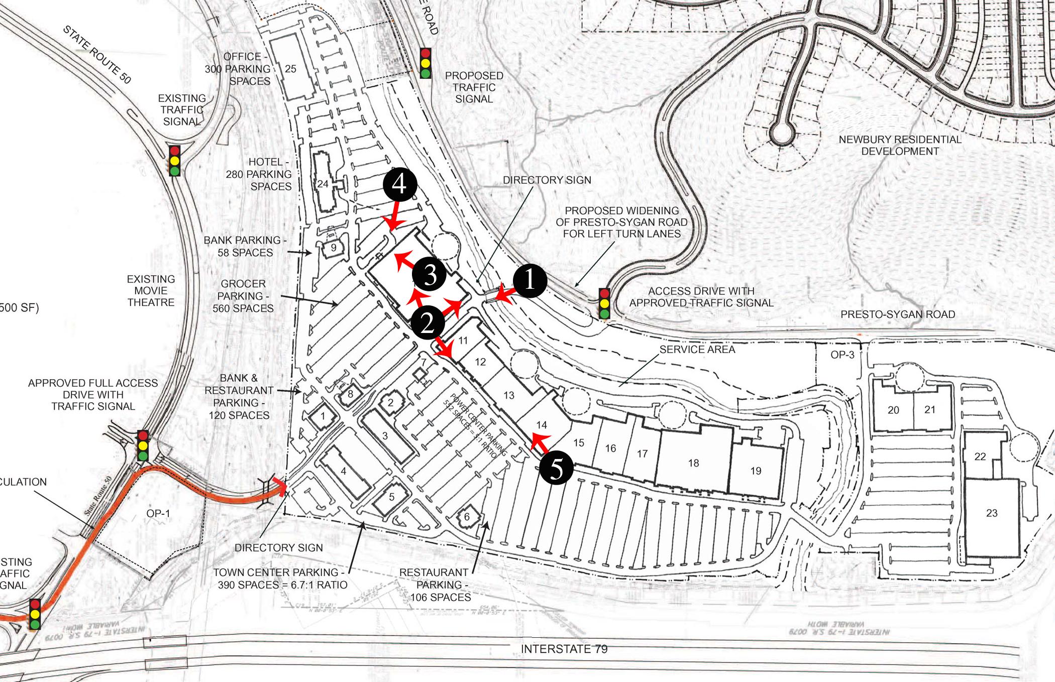 12-14 Retail Site Plan