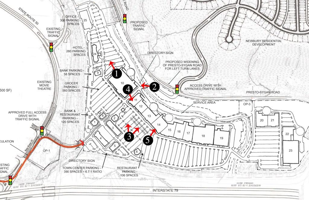 Retail Site Plan 12-28-09