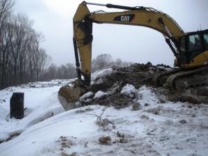 Construction Photos Jan. 5, 2010 031