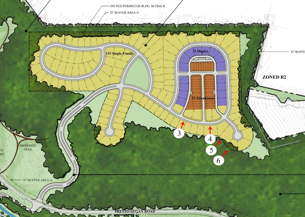 Residential Site Plan 1-5-10